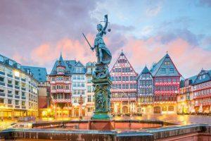 Römerberg - Frankfurt - Alemanha