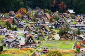Shirakawa - Japão