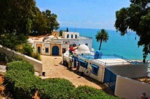 Sidi Bou Said - Tunísia