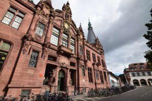 Universidade de Heidelberg - Alemanha