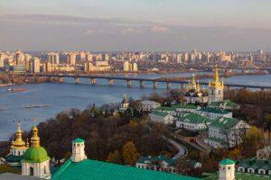 Kiev - Ucrânia - Capitais no seu roteiro
