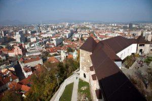 Liubliana - Eslovênia - Capitais no seu roteiro