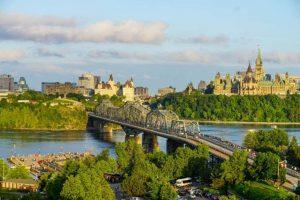 Ottawa - Ontário - Canadá - Capitais no seu roteiro