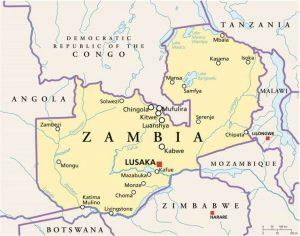 Zâmbia - Curiosidades - Países que mudaram de nome